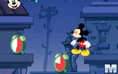 Mickey Alarm Clock Scramble