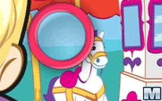Polly Pocket Hidden Numbers