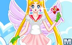 Super Sailor Moon Dressup