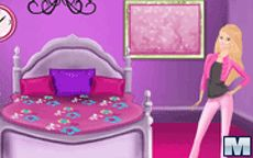 Juego de la casa de Barbie - Decorar