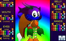 Sonic Character Designer