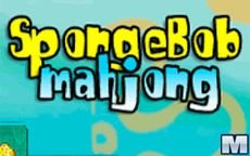 Spongebob Mahjong