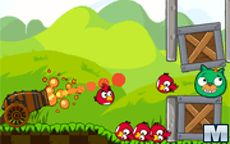 Angry Birds Cannon 4