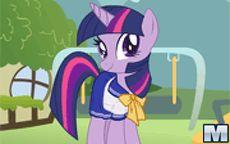 Viste a tu caballo - El juego My little Pony Twilight Sparkle
