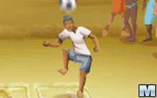 Beach Skill Soccer
