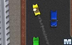 Sim Taxi Bubble City