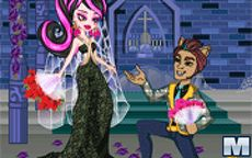 Draculaura Dreaming Wedding
