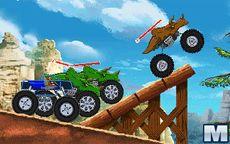 Juego autos Monster de carreras - Truck Assault