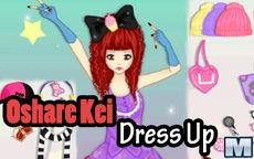 Oshare Kei Dress Up