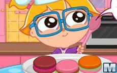 CuteZee Cooking Academy: Macarons