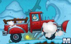 SpongeBob Snow Plow