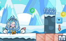 Olaf Save Frozen Elsa