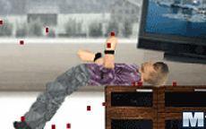 Hurt Ragdoll Bieber