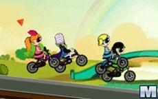 Powerpuff Girls Racing