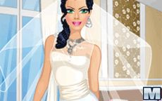 Barbie Wedding Dressup