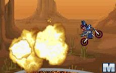 Transformers Desert Racing