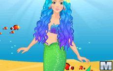 Mysterious Mermaid