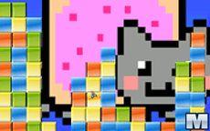 Nyan Cat Block Escape