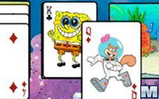 Solitaire SpongeBob