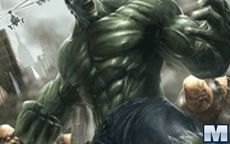 Hulk Hidden Objects