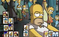 Mahjong De Los Simpsons