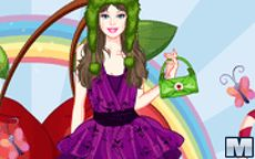Juego de vestir a barbie con disfraces de monstruos