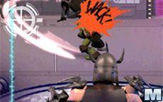 Ninja Turtles Throw Back