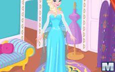 Elsa's Frozen House Makeover