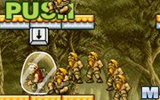 Metal Slug Hostage Rescue