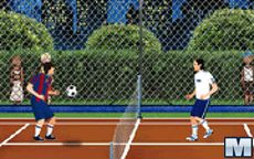 Football Tennis - Gold Master