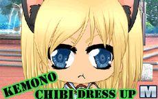 Kemono Chibi Dress Up Game