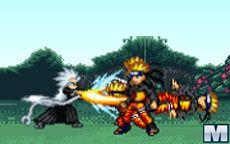 Bleach versus Naruto