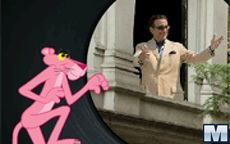 Pink Panther Find People