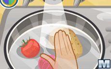 Juego de hacer hamburguesas Best Burguer Chef