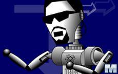Eurodance Robot Dancer