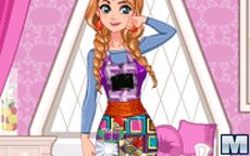 Anna's Patchwork Overall