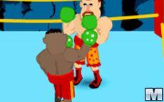 Juego de boxeo 1vs1 - Rope a Dope Boxing 3D