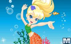Polly Pocket Mermaid World