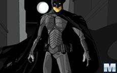 Juego de vestir a Batman - disfraces
