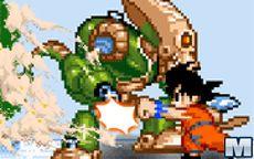 Dragon Ball Goku Fighting