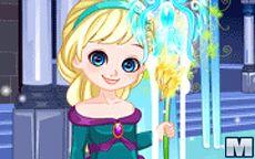 Elsa's New Staff