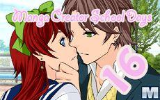 Manga Creator School Days page 16