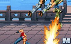 The King of Fighters - Matchless Fighting