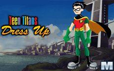 Teen Titans Dress Up