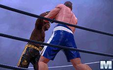 Juego para movil Ultimate Boxing - Boxeo 3D