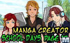 Manga Creator School Days page 17