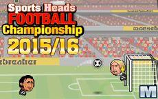 Sports Heads Football Championship 15-16