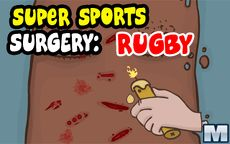 Super Sports Surgery: Rugby
