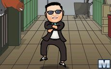 Baila el Gangnam Style