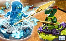 Lego NinjaGo Spinners